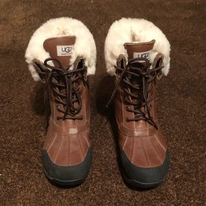 Size 11 men's Ugg boots
